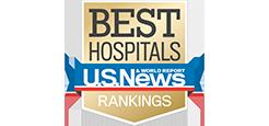 Best Hospitals logo