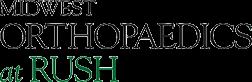 Midwest Orthopaedics ar Rush Logo